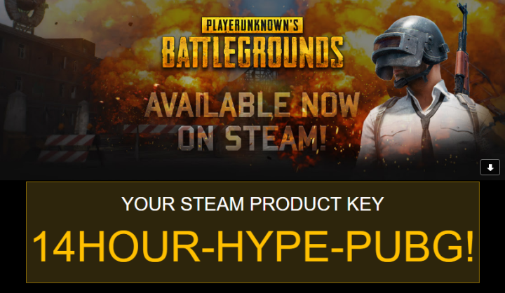PLAYERUNKNOWNS BATTLEGROUNDS Early Access Thread: This Is