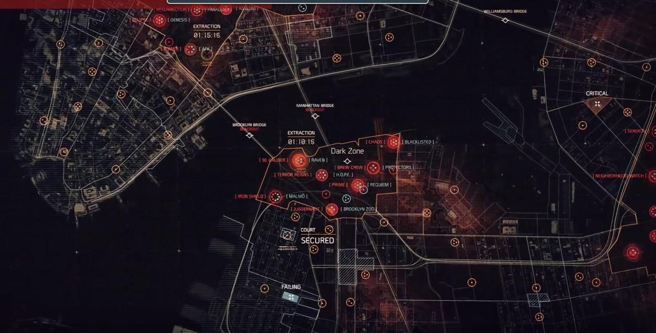 Update 1 6 1 - PTS Patch Notes : thedivision