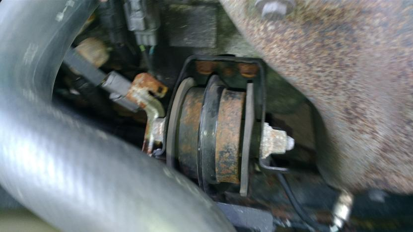 22re Intermittent Rough Idle