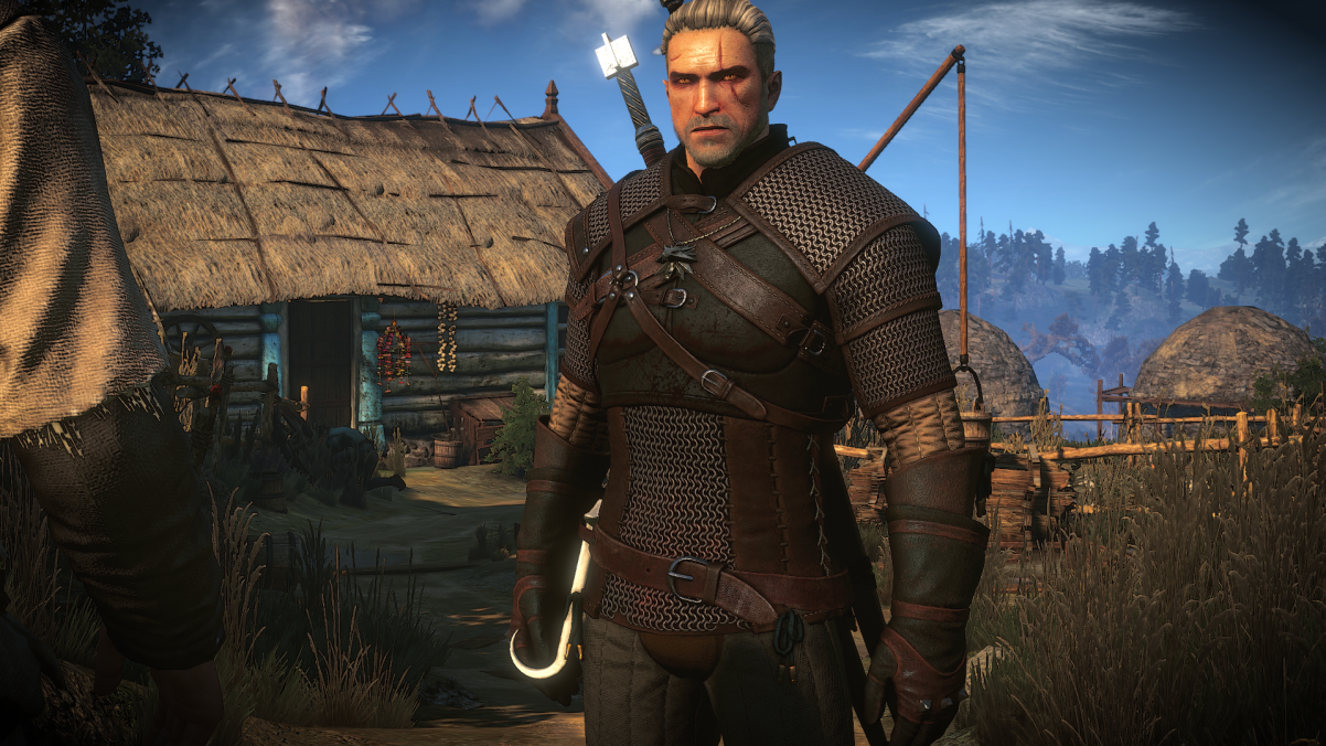 Help Trying To Reduce Specularity On Geralt S Viper Armor Forums Cd Projekt Red