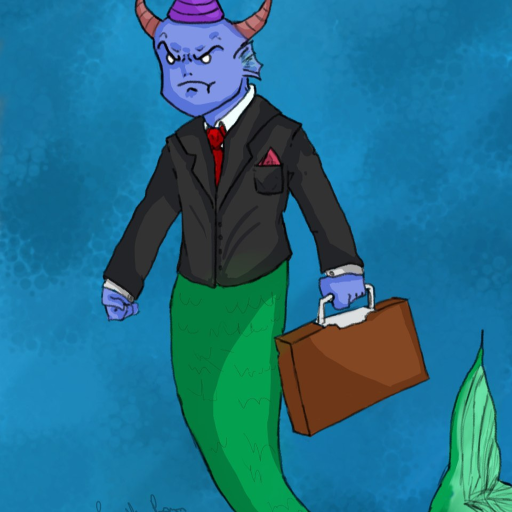 Executive Merman