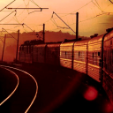 night train retreat