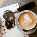 the coffee shop's avatar