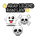 ARAB LEGEND REAL LIFE