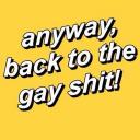 Homosexual Hangout