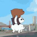 Bear Squadʕ•ᴥ•ʔ | Bears • Emotes • Nitro • Chill • Friends<3