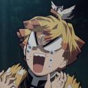 Zenitsu Wisteria   Anime Lounge & Social Community