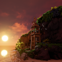 🌴 Destiny Islands